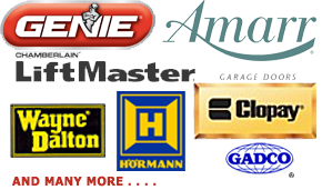 Superb Garage Door Repair Brands